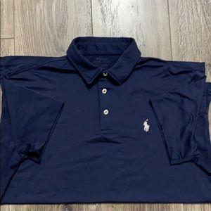 Mens Polo Ralph Lauren Performance shirt.